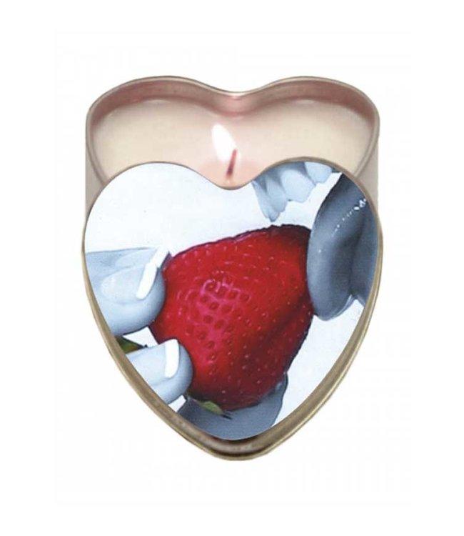 Massage Candle Strawberry
