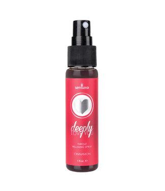 Deeply Love You Throat Relaxing Spray Cinnamon 1oz