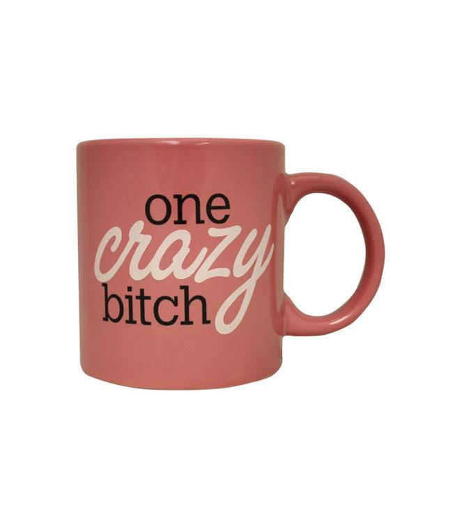 Attitude Mug One Crazy B*tch