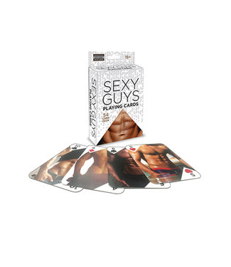 Sexy Guys Playing Card Deck