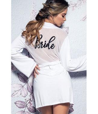 White Bride Robe 8359