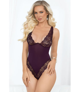 Lucia Plum Teddy 30443