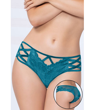 Strappy Lace Fullback 10992