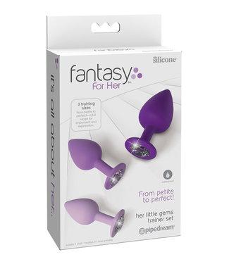 Fantasy For Her Her Little Gems Trainer Set