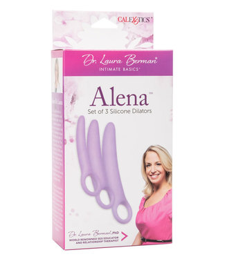 Dr. Laura Berman Alena Silicone Dilators Set of 3