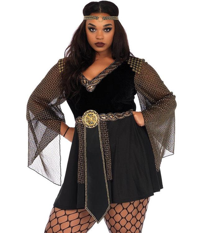 Glamazon Warrior Plus Halloween Costume 86682X