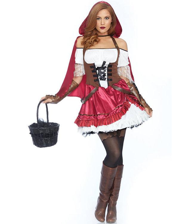 Rebel Riding Hood Halloween Costume 85445