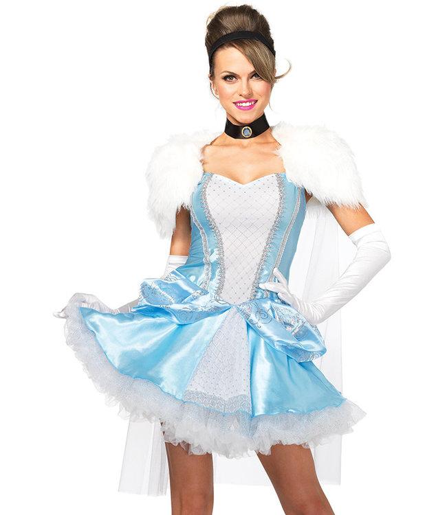 Slipper-Less Sweetie Halloween Costume 85406