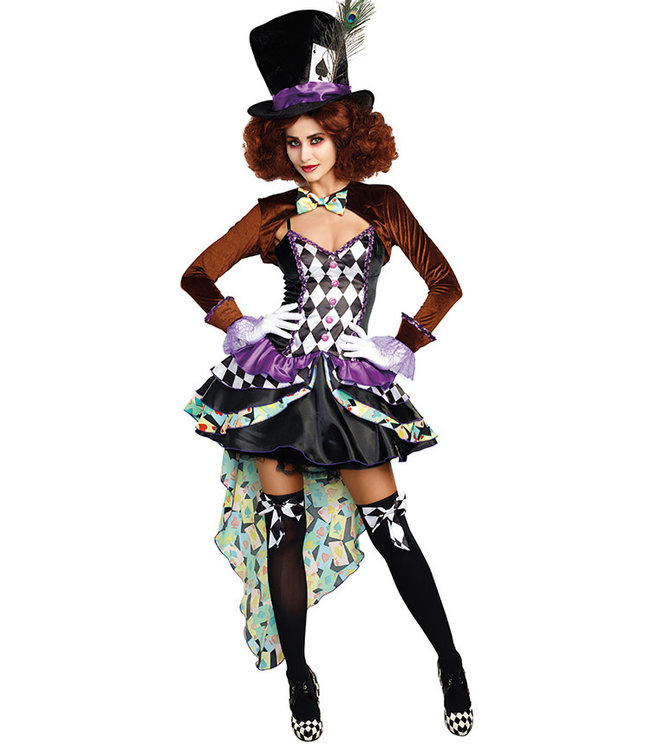 Hatter Madness Costume 11162
