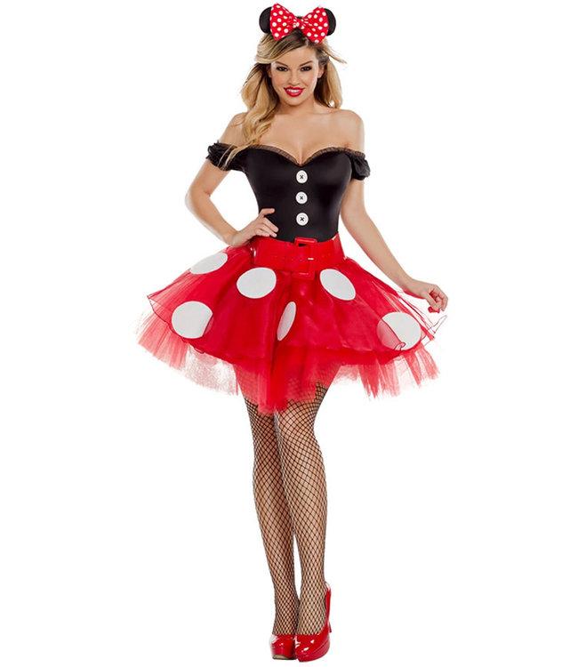 Coquette Mouse Costume PK816