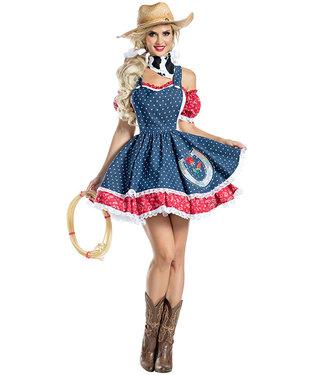 Howdy Hottie Costume PK1915