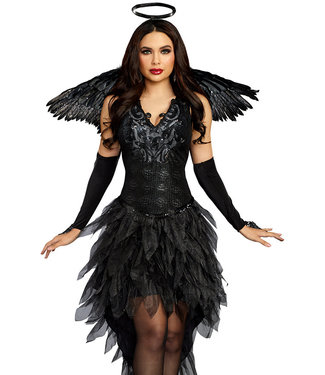 Angel Of Darkness Costume 11180
