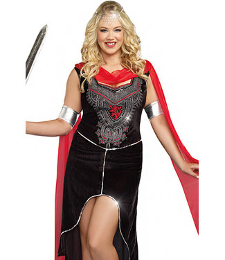Scandalous Sword Warrior Plus Costume 9407X