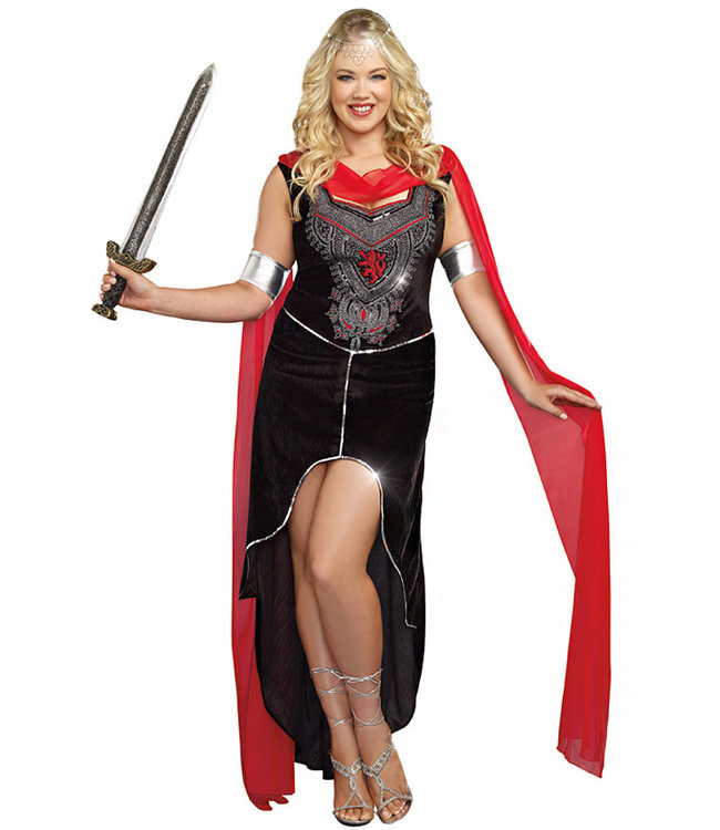 Scandalous Sword Warrior Plus Costume 9407X