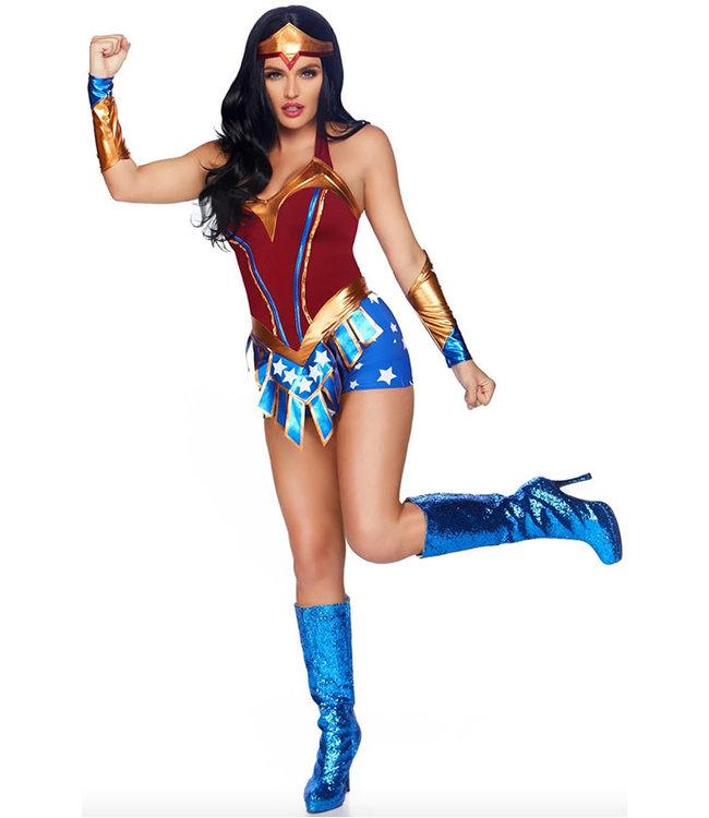 Heart Stopping Heroine Costume 86862