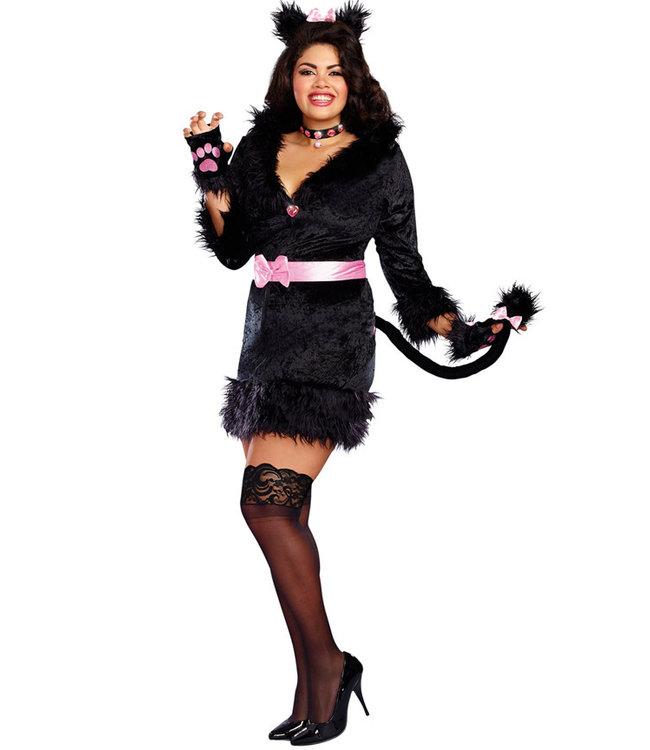 Cattitude 2X Costume 10718X