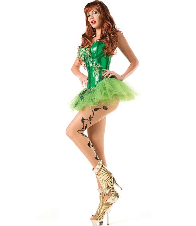 Sexy Ivy Costume in M/L  BW1431C