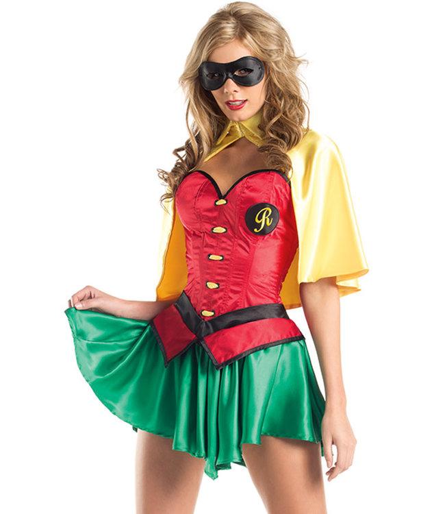 Sexy Miss Robin Costume BW1420C