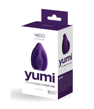 VeDO Yumi Finger Vibe Purple