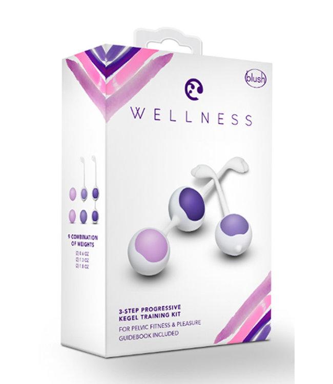 Wellness Kegal Training Kit Purple