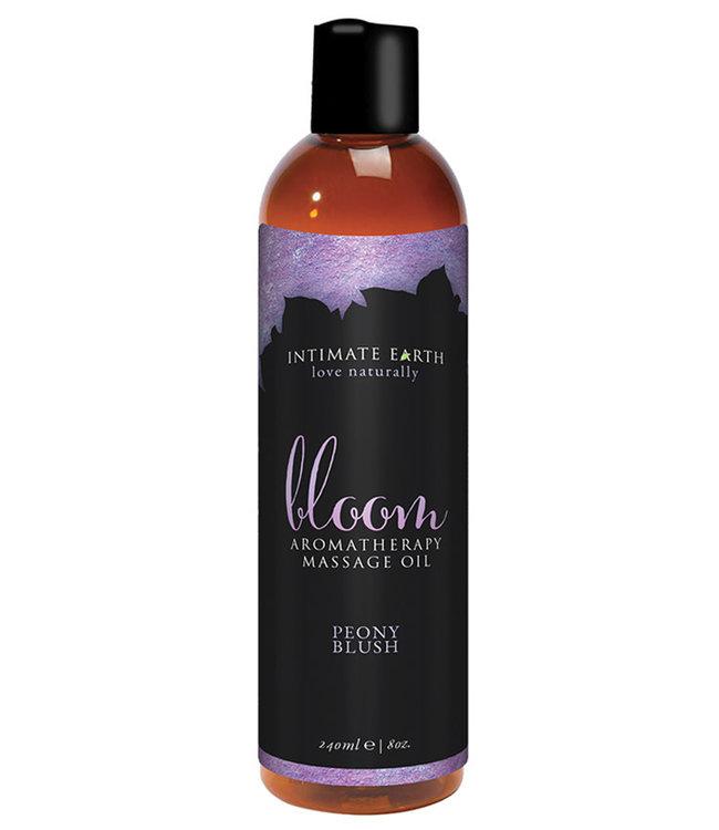 Intimate Earth Bloom Massage Oil 8oz