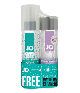 Jo GWP Agape & Toy Mist Cleaner 4oz