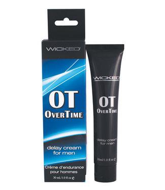 Wicked Overtime Delay Cream 1oz