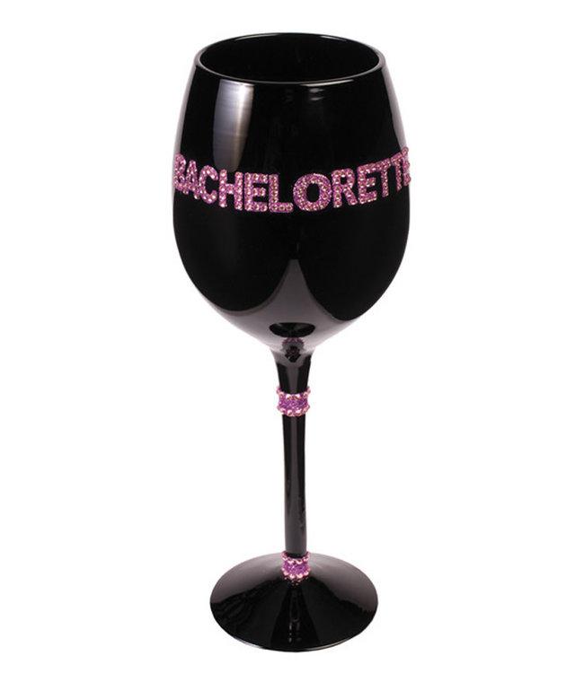 Bachelorette Wine Glass