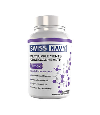 Swiss Navy Climax For Her 60ct