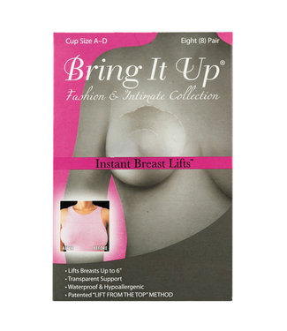 Bring it Up Original Breast Lifts A - D Cup 8pk