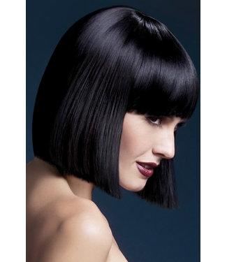 Fever Lola Black Wig 42489