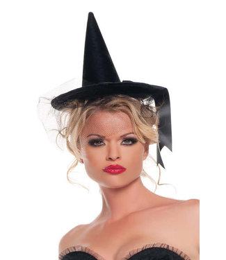 Black Mini Witch Hat