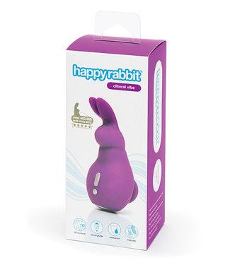 Happy Rabbit Clitoral Vibe Purple