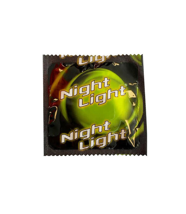 Night Light Condom 1pk