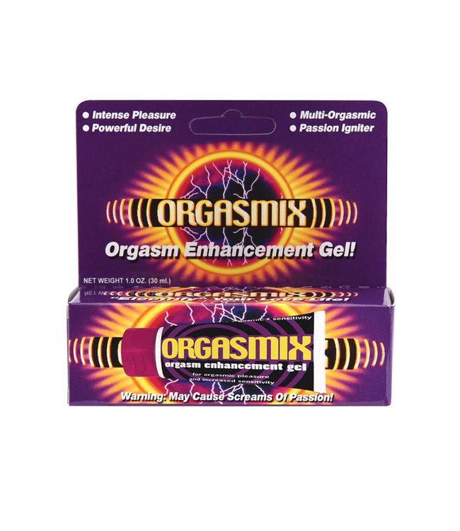 Orgasmix Oral Enhancement Gel 1oz