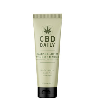 CBD Daily Massage Lotion 2oz