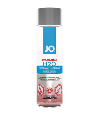 JO H2O Warming Lubricant Water Based 4oz