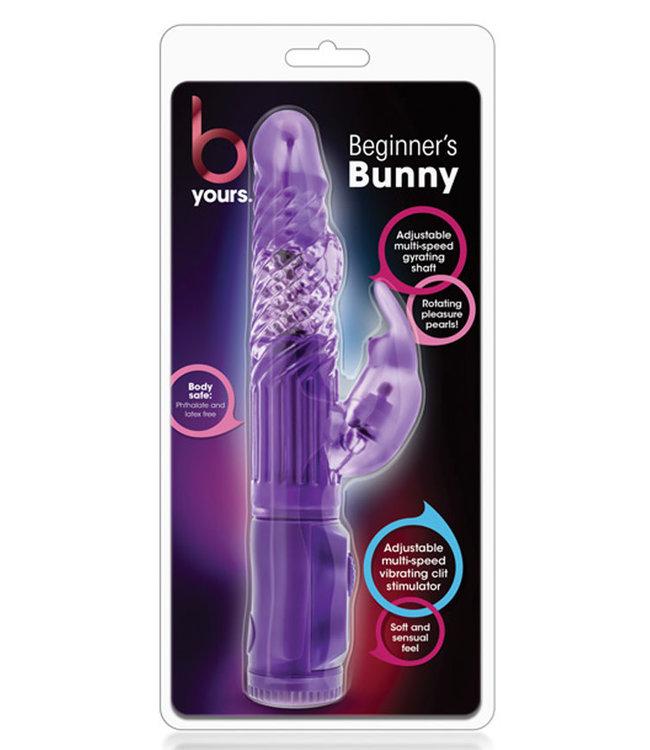 Blush B Yours Beginner's Bunny Purple