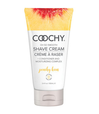 Coochy Shave Cream Peachy Keen 3.4oz