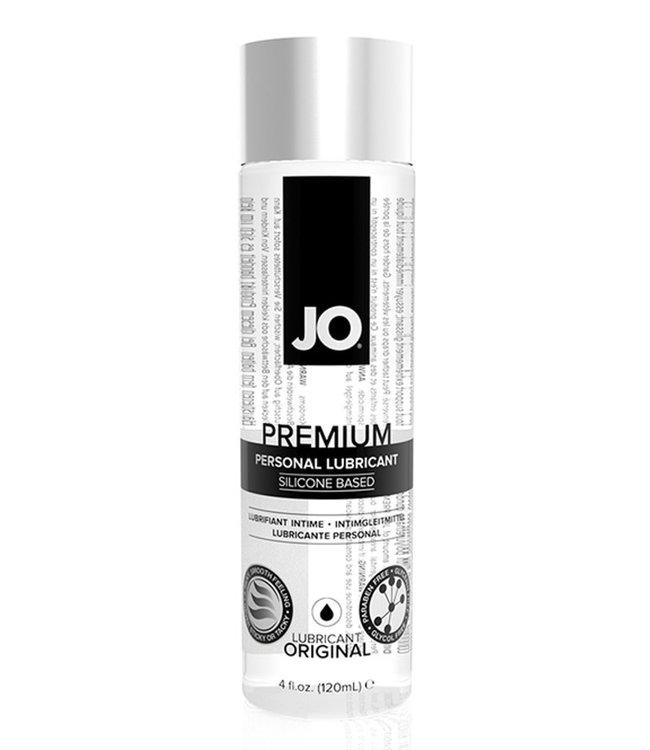 JO Premium Original Lubricant Silicone Based 4.5oz