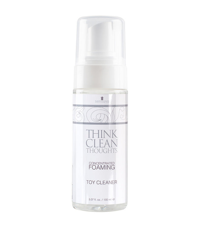 Think Clean Thoughts Foaming Toy Cleaner 5oz