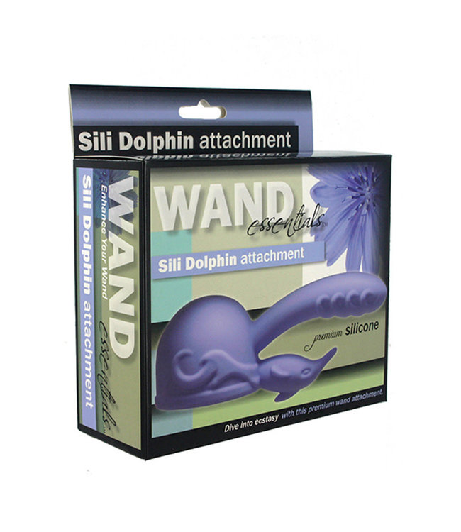 Sili Dolphin Silicone Attachment
