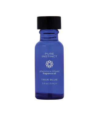 Pure Instinct Pheromone Oil True Blue .15ml