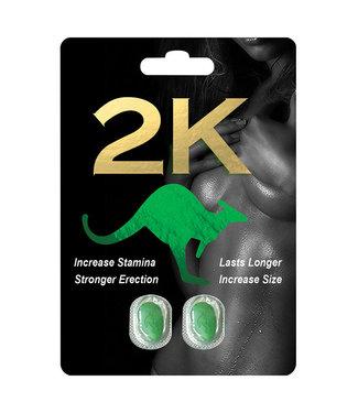 Kangaroo 2K For Him 2Pk