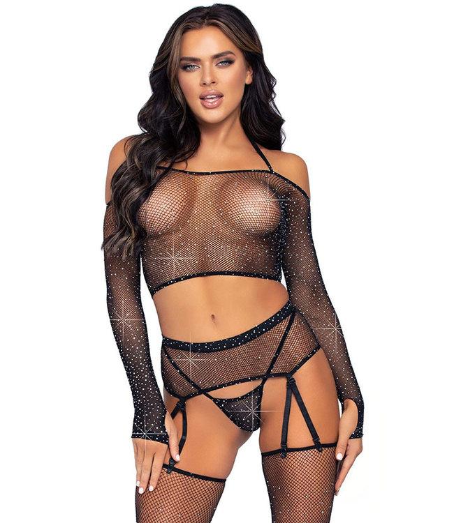 Feydra Black Set 81618 One Size