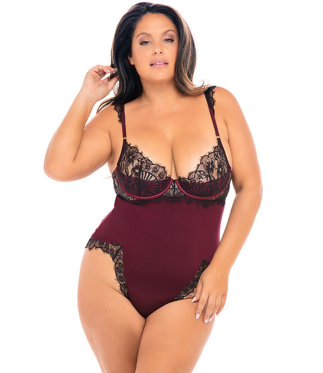 Nicole Plus Zinfandel Teddy 51-11425X