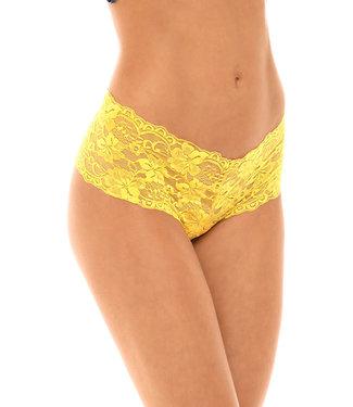 Lace Crotchless Panty 2025