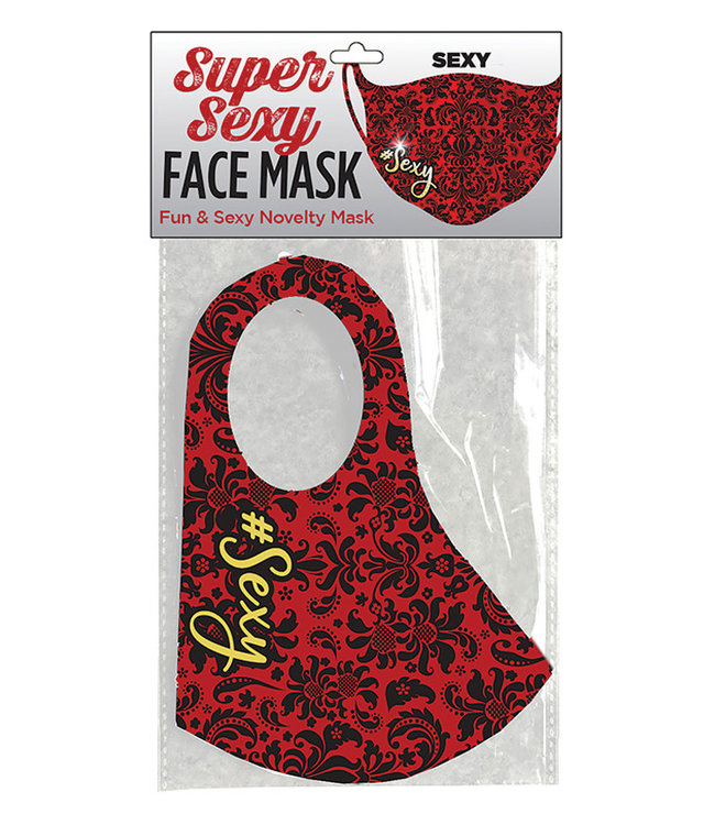 Super #Sexy Face Mask