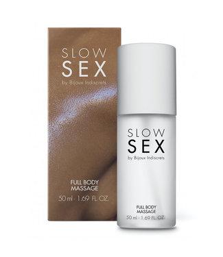Bijoux Indiscrets Slow Sex Full Body Massage Gel 1.69oz