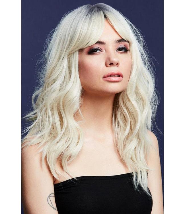 Ashley Ice Blonde Wig